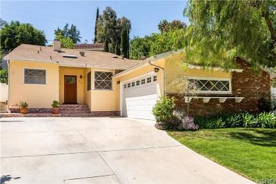 Woodland Hills Single Family Home For Sale: 5229 Tendilla Avenue