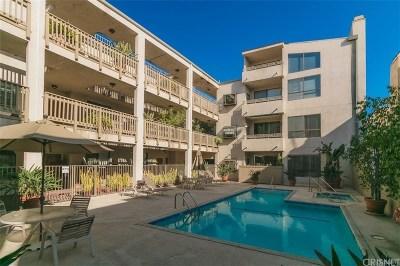 Sherman Oaks Condo/Townhouse For Sale: 4707 Willis Avenue #309