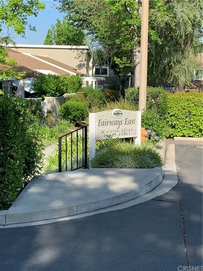 Valencia Condo/Townhouse For Sale: 25768 Hogan Drive