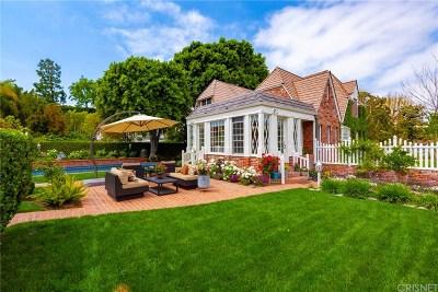 Sherman Oaks Single Family Home For Sale: 15404 Sutton Street