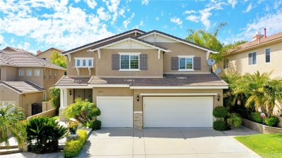 Santa Clarita, Canyon Country, Newhall, Saugus, Valencia, Castaic, Stevenson Ranch, Val Verde Single Family Home For Sale: 25931 Voltaire Place