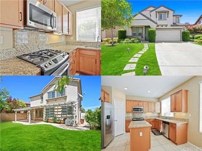 Santa Clarita, Canyon Country, Newhall, Saugus, Valencia, Castaic, Stevenson Ranch, Val Verde Single Family Home For Sale: 28804 Via Belterra