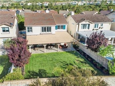 Santa Clarita, Canyon Country, Newhall, Saugus, Valencia, Castaic, Stevenson Ranch, Val Verde Single Family Home For Sale: 17743 Bently Manor Place