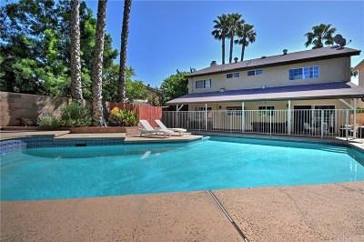 Encino Single Family Home For Sale: 4841 Gloria Avenue