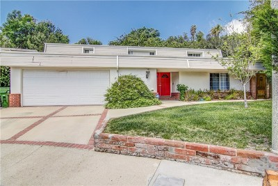 Woodland Hills Rental For Rent: 24511 Pat Place