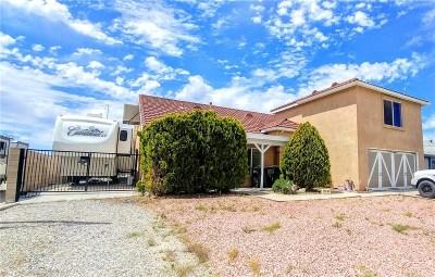Rosamond Single Family Home For Sale: 3149 Rodney Street