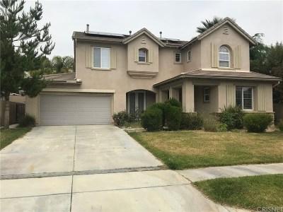 Stevenson Ranch Single Family Home For Sale: 25219 Huston Street