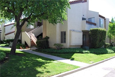 Simi Valley Condo/Townhouse Active Under Contract: 1772 Sinaloa Road #186