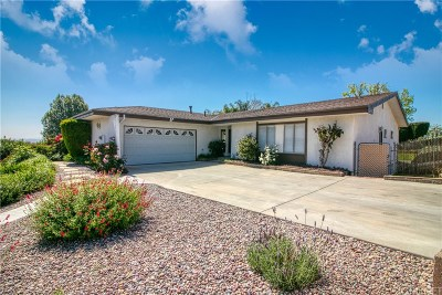 West Hills Single Family Home Sold: 23694 Candlewood Way