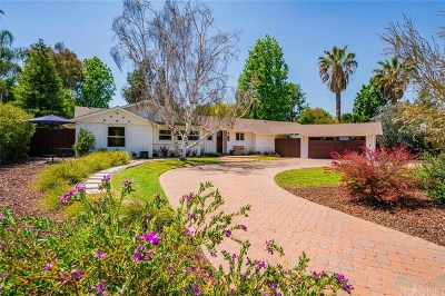 Woodland Hills Single Family Home Sold: 6135 Woodlake Avenue