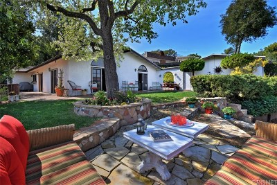 Single Family Home Active Under Contract: 8262 Skyline Drive