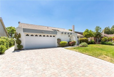 Burbank CA Single Family Home Active Under Contract: $949,900