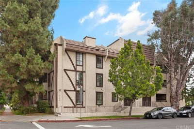 Toluca Lake Condo/Townhouse For Sale: 4450 Placidia Avenue #4