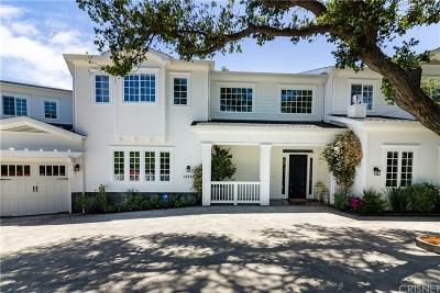 Encino Single Family Home For Sale: 16700 Bajio Court