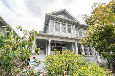 Los Angeles Single Family Home For Sale: 1046 South Burlington Avenue