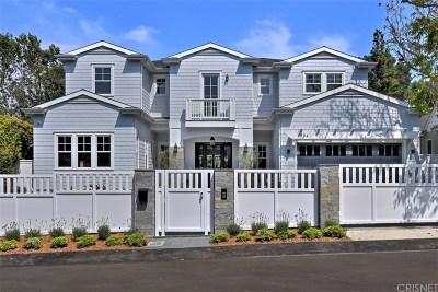 Studio City Single Family Home For Sale: 3934 Mary Ellen Avenue