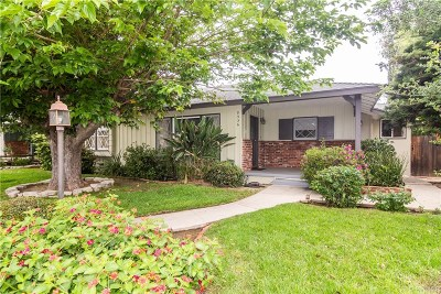 North Hills Single Family Home Active Under Contract: 8936 Woodley Avenue