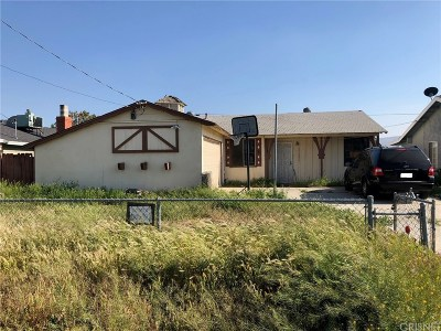 Palmdale Single Family Home For Sale: 1250 East Avenue Q5