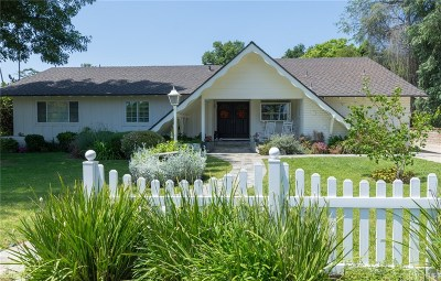 Northridge Single Family Home Active Under Contract: 10027 Calvin Avenue