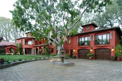 Encino Single Family Home Sold: 4430 Hayvenhurst Avenue