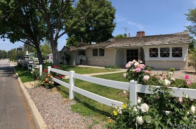 Woodland Hills Single Family Home For Sale: 5280 Woodlake Avenue