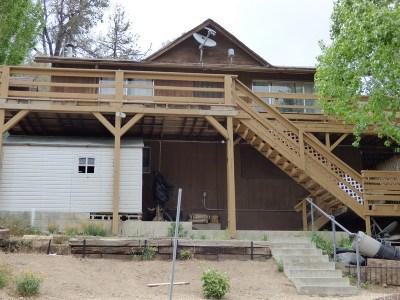 Frazier Park Single Family Home For Sale: 4337 Hale