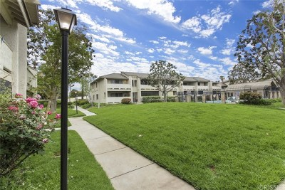 Simi Valley Condo/Townhouse Active Under Contract: 1932 Heywood Street #K
