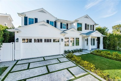 Studio City Single Family Home Sold: 4227 Bluebell Avenue