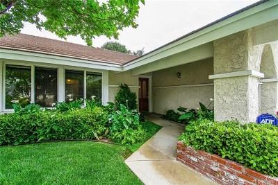Agoura Hills Single Family Home Sold: 6240 Acadia Avenue