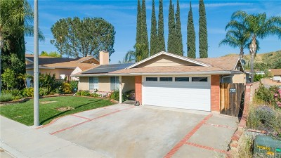 Los Angeles County Single Family Home For Sale: 28232 Newbird Drive