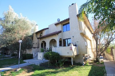 Panorama City Condo/Townhouse For Sale: 14400 Tupper Street #G