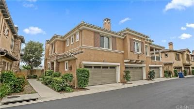 Valencia Condo/Townhouse For Sale: 23832 Brescia Drive
