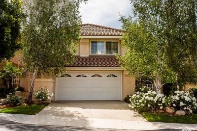 Calabasas CA Single Family Home Active Under Contract: $948,000