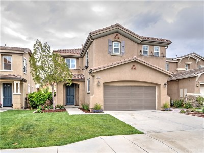Saugus Single Family Home For Sale: 28222 Shirley Lane