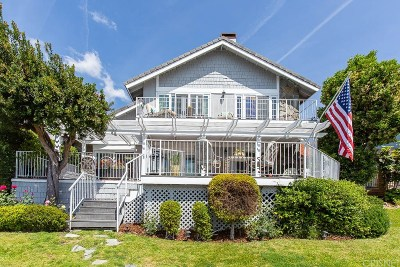 Westlake Village Single Family Home For Sale: 4022 Whitesail Circle