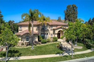 Simi Valley Single Family Home For Sale: 657 Noble Road
