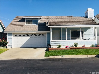 Valencia Single Family Home For Sale: 23994 Oakland Court