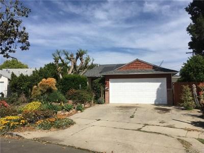 Reseda Single Family Home For Sale: 8058 Wynne Avenue