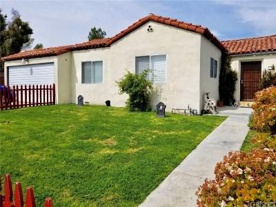 Eagle Rock Single Family Home Active Under Contract: 1345 Linda Rosa Avenue