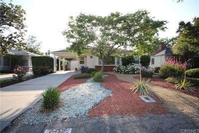 Sherman Oaks Single Family Home Sold: 5301 Norwich Avenue