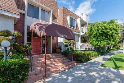 Sherman Oaks Condo/Townhouse Active Under Contract: 14315 Riverside Drive #208