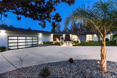 Sherman Oaks Single Family Home For Sale: 3476 Alana Drive