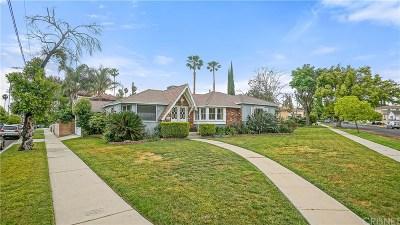 Tarzana Single Family Home For Sale: 5436 Geyser Avenue