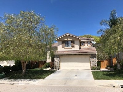 Canyon Country Single Family Home For Sale: 17805 Maplehurst Place