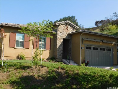 Agoura Hills Single Family Home For Sale: 4940 Hydepark Drive