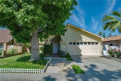 Valencia Single Family Home For Sale: 25345 Via Dona Christa