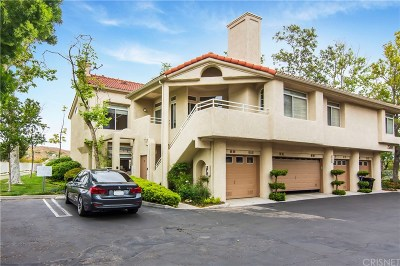 Stevenson Ranch Condo/Townhouse Active Under Contract: 25955 Stafford Canyon Road #A