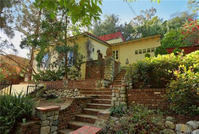 Single Family Home For Sale: 8027 Willow Glen Road