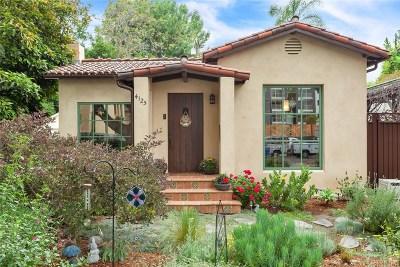 Studio City Single Family Home For Sale: 4125 Vantage Avenue