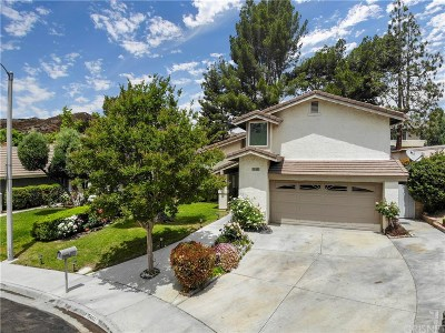 Canyon Country Single Family Home For Sale: 15407 Poppyseed Lane